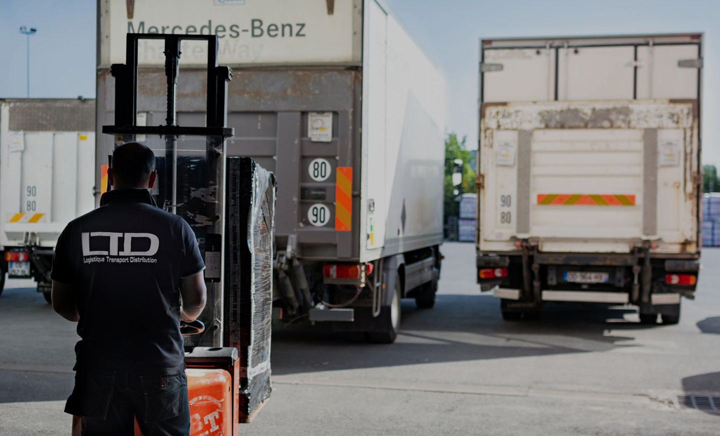 LTD Logistique Transport Distribution
